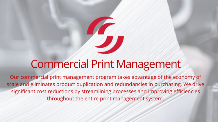 Commercial Print Management from the Winners of Best of Print & Digital