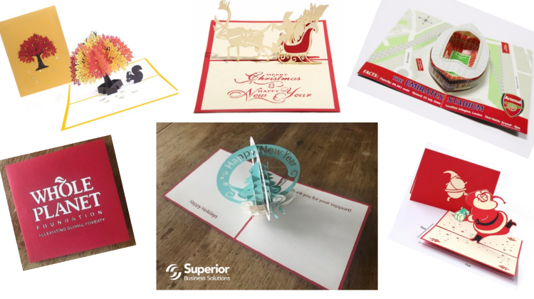 3-D Holiday Cards Make Your Message Pop (Up)