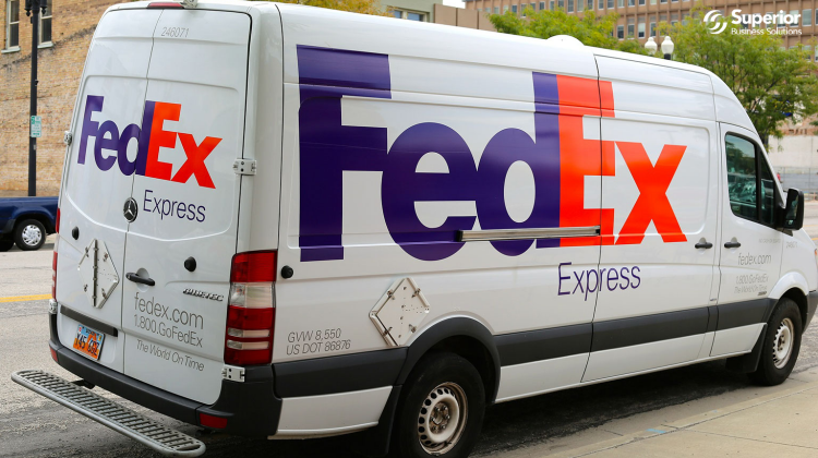 Is THIS How Fed Ex Serves Their Promo Clients?