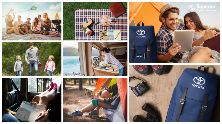 4 Promotional Kit Ideas for Holiday Corporate Gifting! Part 3: Road Trip (with Case Study)
